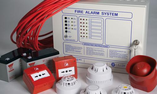 Yangın algılama ve ihbar sistemleri