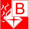 B Tipi Yangın Söndürücü Tüpü